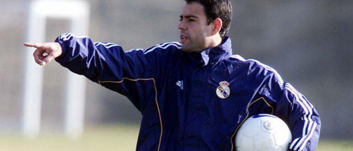 Javier Miñano en el Real Madrid